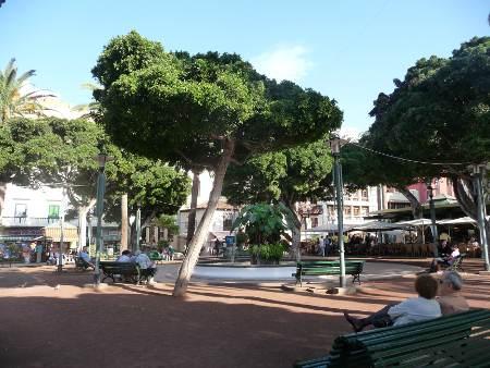 Puerto de la Cruz, Plaza del Charco