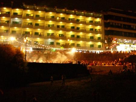 Fiesta de Sardinada