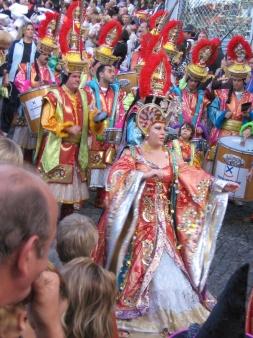 Karneval feiern Puerto