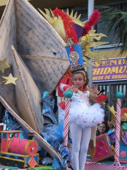 Kinder-Karnevalskönigin