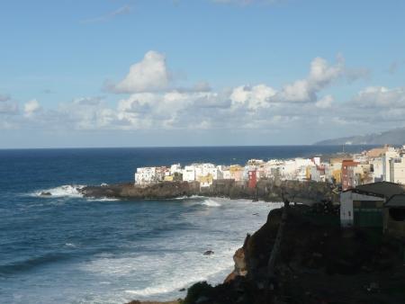 Landschaft Punta Brava