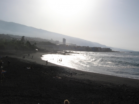 Playa Jardin in Puerto de la Cruz