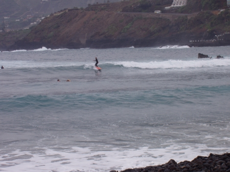 Surf in Teneriffa