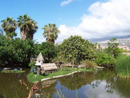 Teich Taoro Park